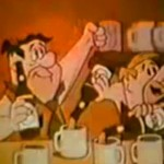 Beer – Flintstones Sell Busch Beer for Budweiser