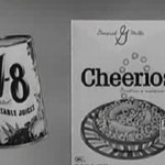 Cereal – Cheerios and V8 for Healthy Breakfast
