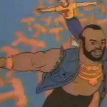 Mr. T Cereal – Teamin' Up With Mr. T