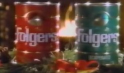 Folgers Coffee Christmas Family TV Commercial