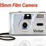 Vivitar Film Camera – Stop Using Digital, Use Film!