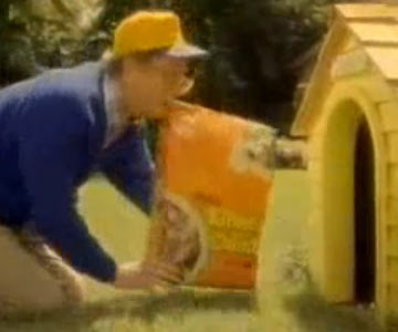 Old 1980s TV Commercial - Kibbles and Chunks starring Charles Nelson Reilly