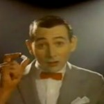 "Pee-Wee Herman says ""Don't Do Crack"""