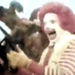 McDonalds – Ronald Rides to the Store