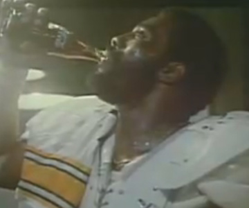 Old 1970s TV Commercial - Coca-Cola Classic: Meet Mean Joe Greene