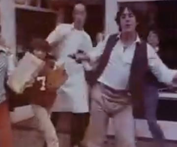 "Old 1970s TV Commercial - ""I'm a Pepper"" with David Naughton"