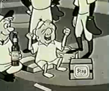 Old 1950s TV Commercial - Stag Beer - Mr. Magoo's Choice of Brew