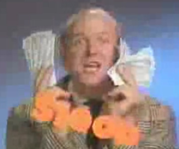 Old 1980s TV Commercial - Microsoft - Steve Ballmer Wants to Sell You Windows 1.0
