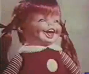 Old 1960s TV Commercial - Baby Laughs A Lot
