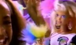 Old TV Commercial - Troll Barbie