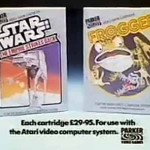 Atari – Frogger and Star Wars