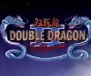 Old 1980s TV Commercial - NES - Double Dragon