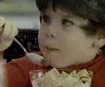 Old 1970s TV Commercial - Life Cereal - Mikey Likes It!