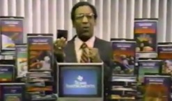 Bill Cosby - TI-99 Texas Instruments Commercial