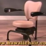 Hawaii Chair – It Moves Your Butt While You Work