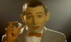 """Old 1980s / 1990s TV Commercial - Pee-Wee Herman says """"Don't Do Crack"""""""