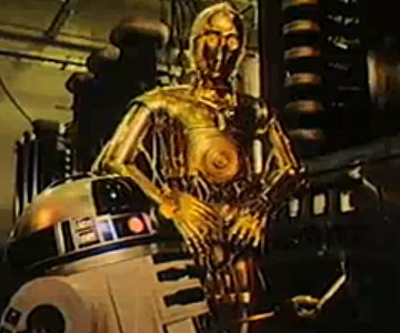 Old 1980s TV Commercial - Don't Smoke - Star Wars PSA