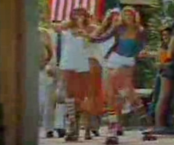 Old 1980s TV Commercial - Soda - Have a Coke and a Smile