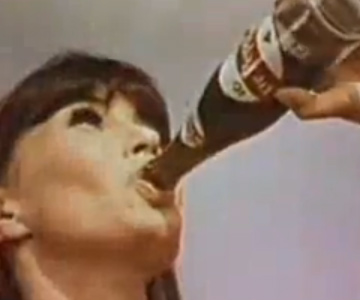 Old 1960s TV Commercial - The Dr. Pepper Difference - Jingle