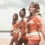 Southwest Airlines – Hostesses in Hotpants