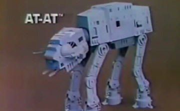 Star Wars - AT-AT Toy TV Commercial