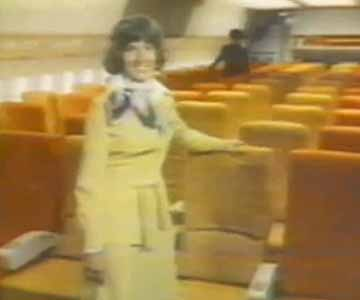 Old 1970s TV Commercial - TWA Commercial - L1011