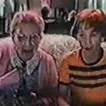 Atari Berserk Commercial – Grandma and Grandson