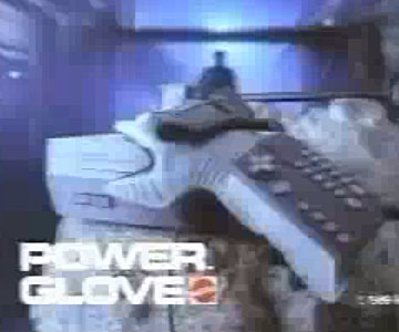 Old 1980s TV Commercial - Nintendo Power Glove